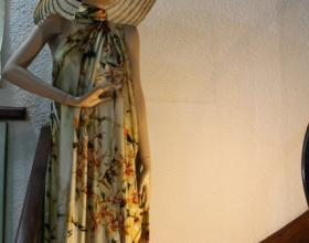 6869 - Tissus de qualités et haute couture