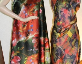 7193 - Tissus de qualités et haute couture
