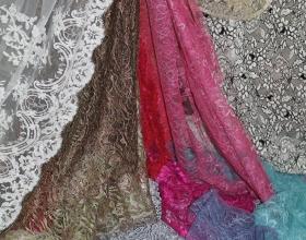 7227 - Tissus de qualités et haute couture